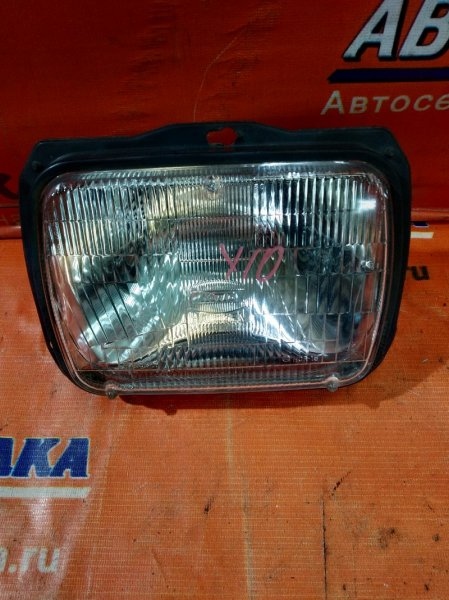 Лампа-фара Nissan Ad VFY10 GA13DE передняя EH6052L