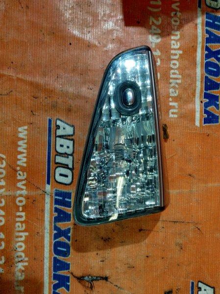 Вставка между стопов Nissan Murano PZ50 VQ35DE правая 5060