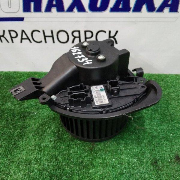 Мотор печки Fiat Punto 199 2005 на 4 фишки по 2 конт., со встроенным реостатом.