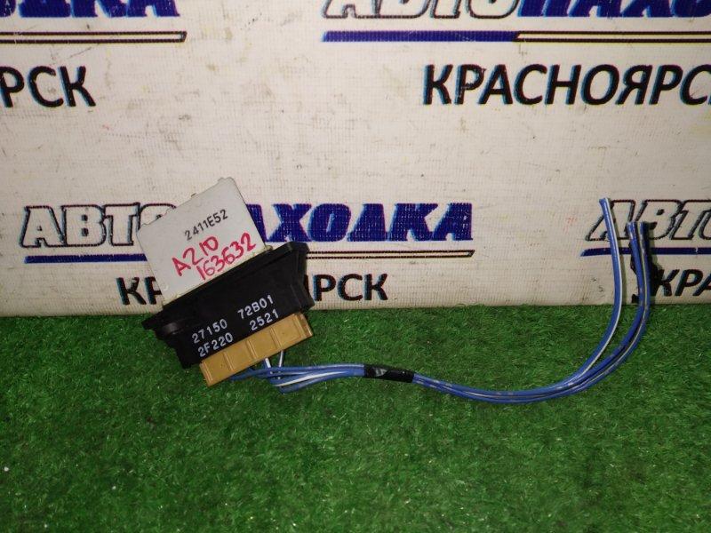 Реостат Nissan Cube AZ10 CGA3DE 27150-72B01