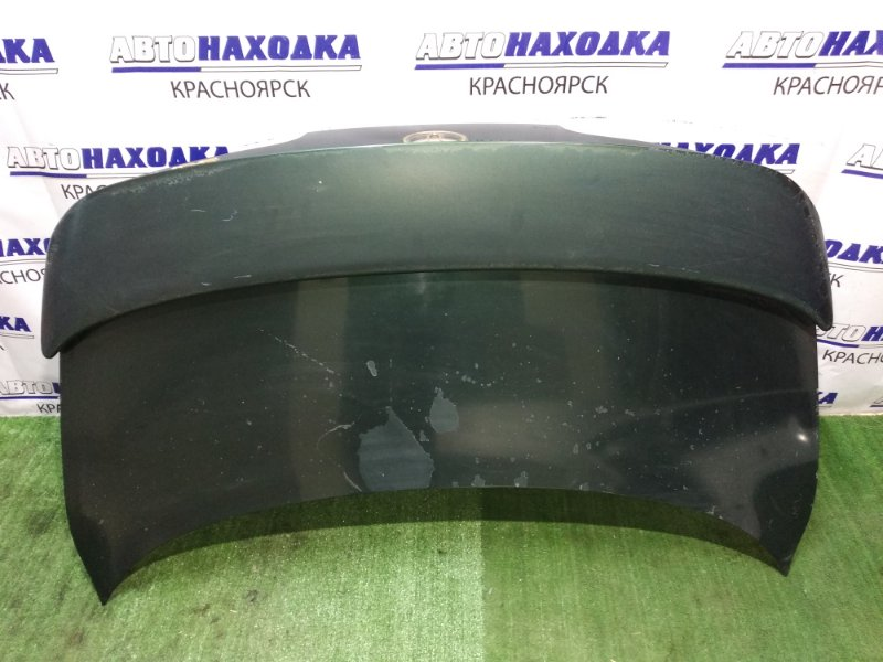 Крышка багажника Toyota Soarer JZZ30 2JZ-GE со спойлером, без вмятин, лак облез