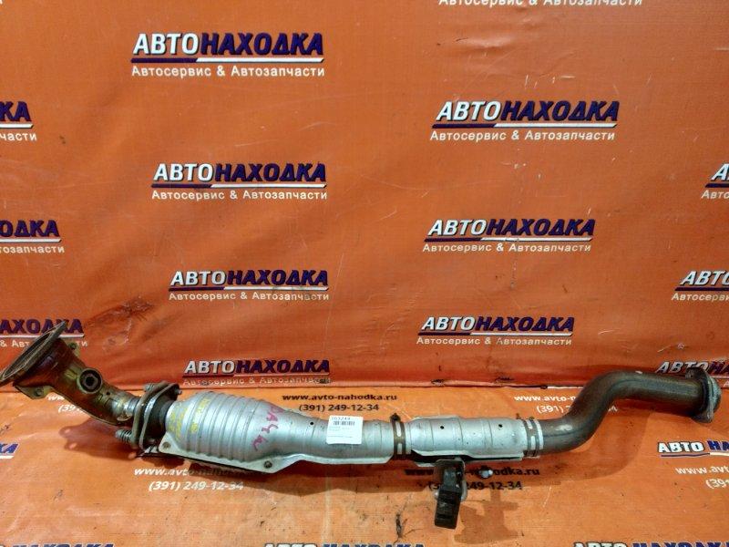 Труба приемная Suzuki Escudo TDA4W J24B +КАТАЛИЗАТОР