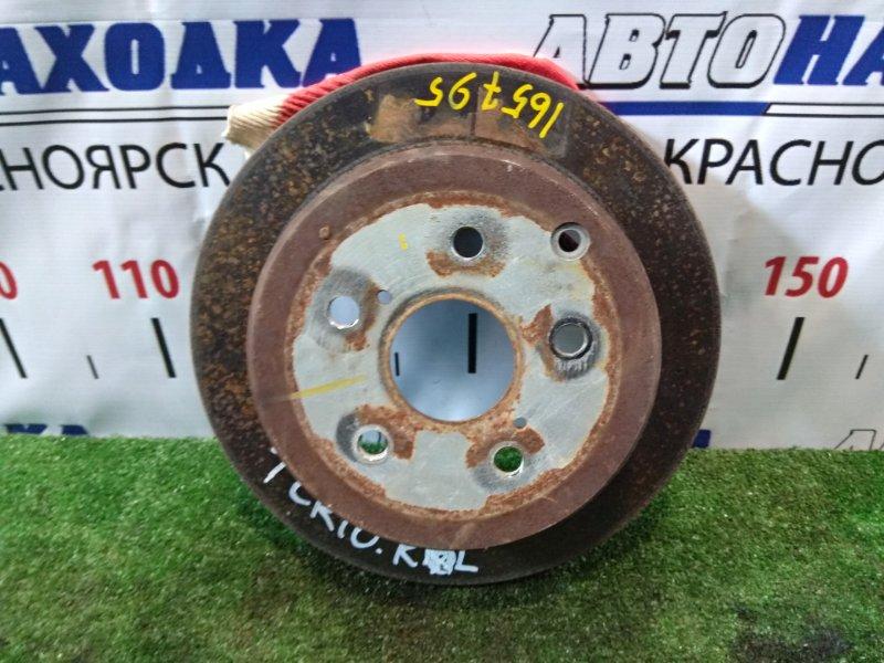 Диск тормозной Toyota Estima Emina TCR10G 2TZ-FE 1992 задний задний, вентилируемый, ХТС, пробег 21 т.км.
