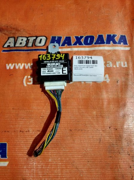 Блок управления корректором фар Suzuki Escudo TDA4W J24B 38620-65J01