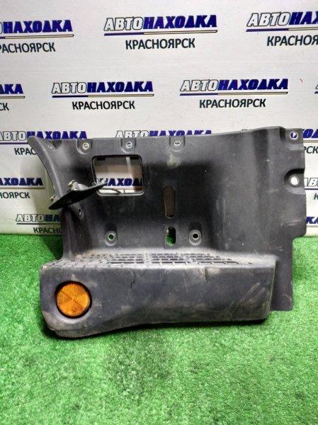 Подножка Toyota Dyna XZU710 N04C трещина вокруг катафоты