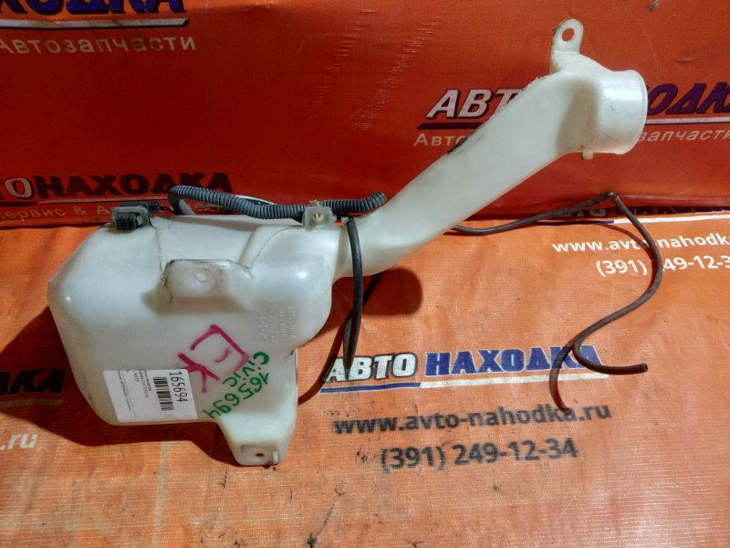 Бачок омывателя Honda Civic EK2 D15B 1 МОТОР