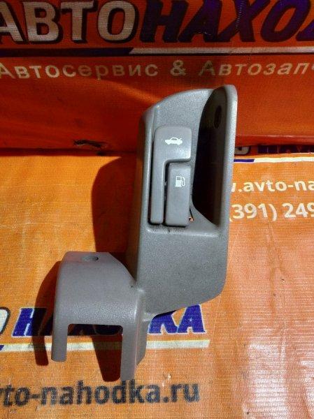 Рычаг открывания топливного бака Toyota Cresta GX100 1G-FE Бензобак + багажник
