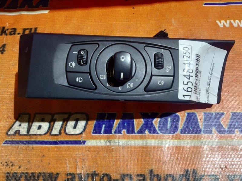 Блок управления светом Bmw 525I E60 M54 2003 692529503
