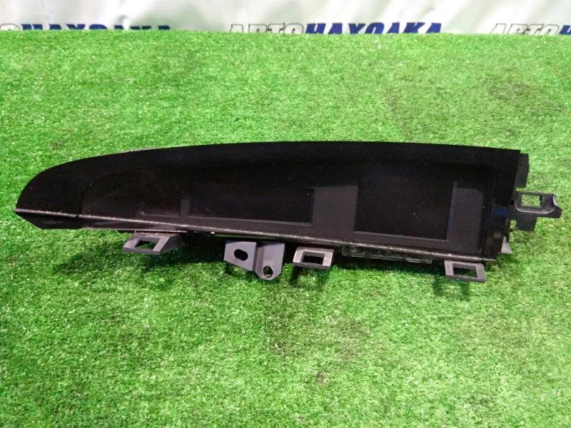 Телевизор в салон Mazda Axela BLEFW LF-VDS 2009 B38N611J0 бортовой комп с панели