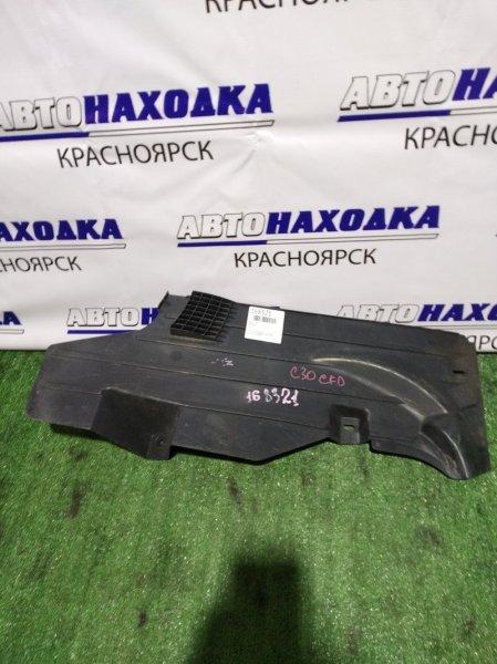 Защита двс Volvo C30 MK38 правая 30714863
