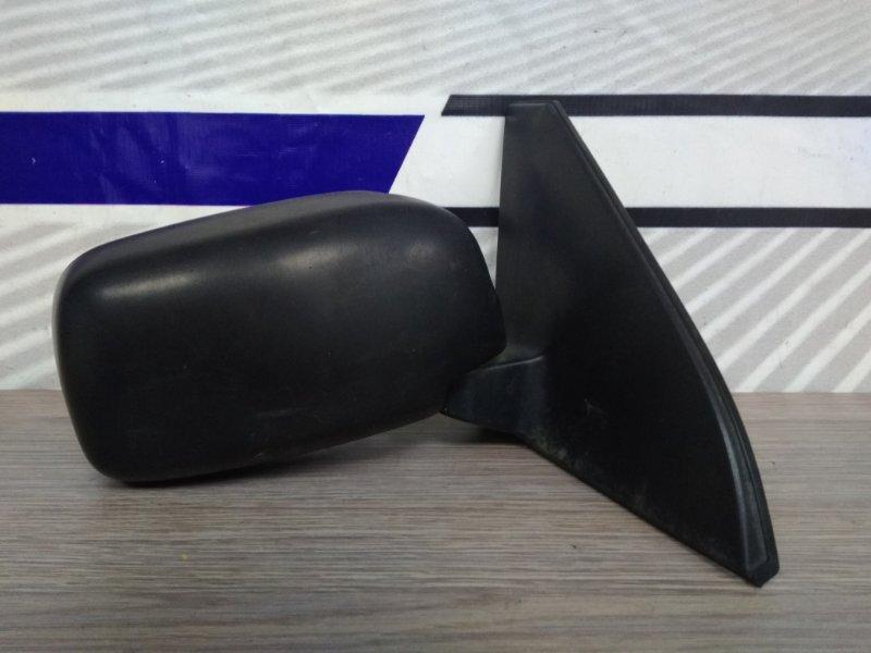 Зеркало Toyota Probox NCP58G 1NZ-FE 2002 переднее правое механическое