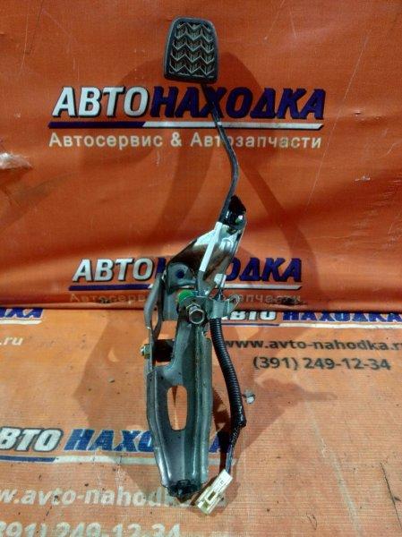 Педаль сцепления Toyota Vitz SCP10 1SZ-FE МЕХ, +ЛЯГУШКА