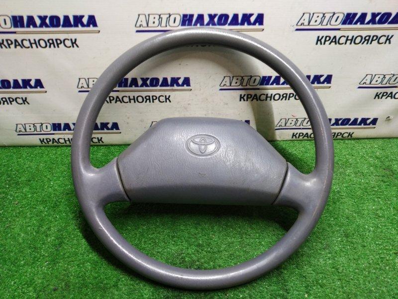 Руль Toyota Lite Ace Noah SR40G с заглушкой