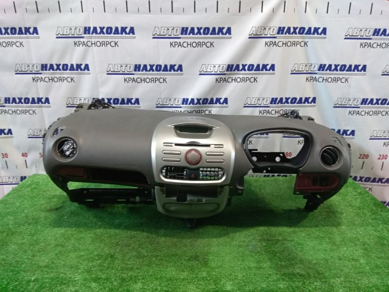 Airbag Mitsubishi I HA1W 3B20 2006 передний верхний верхняя часть панели, с мешком, без заряда, +