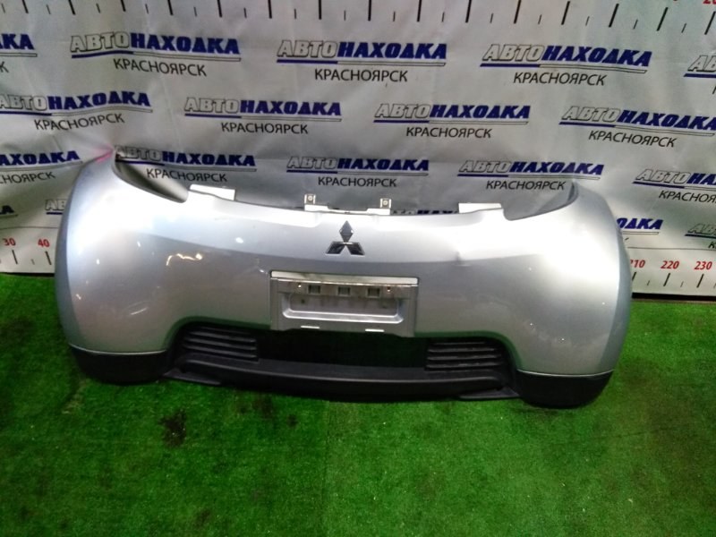 Бампер Mitsubishi I HA1W 3B20 2006 передний передний, есть коцка *