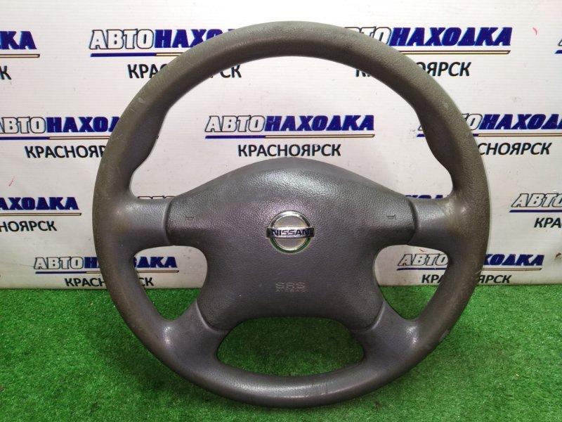 Руль Nissan Caravan VNE25 с AIRBAG без заряда
