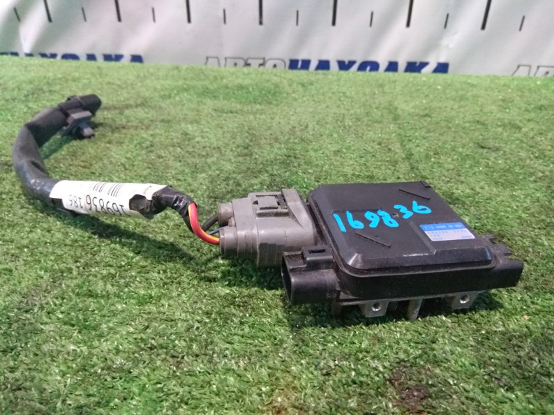 Блок управления вентилятором Mazda Axela BLEFW LF-VDS 2009 LFBN189G1, 499300-3490 блок управления
