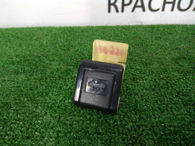 Ручка открывания капота Toyota Ipsum SXM10G 3S-FE 1997 53601-44010-C0 черный