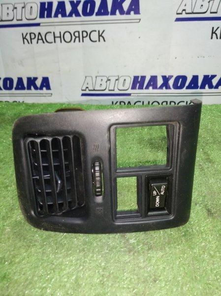 Пластик салона Toyota Caldina ST210G 3S-FE 55414-21010 +воздуховод + кнопка