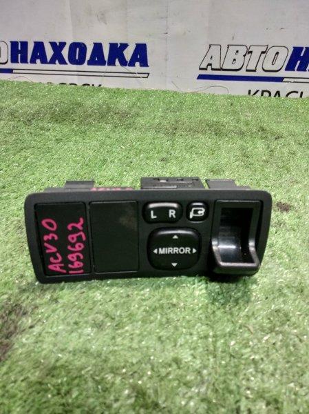 Блок управления зеркалами Toyota Camry ACV30 183575