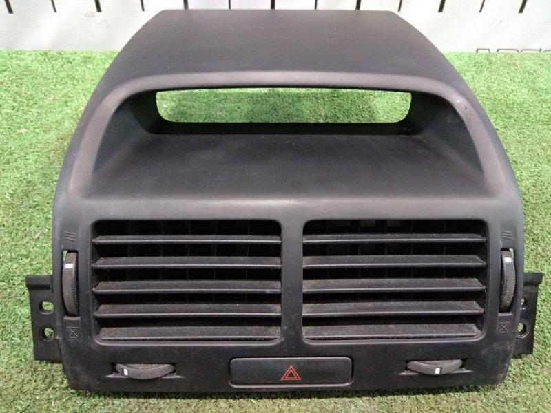 Накладка пластиковая в салон Suzuki Grand Vitara TD54W J20A 2005 передняя верхняя верхняя часть