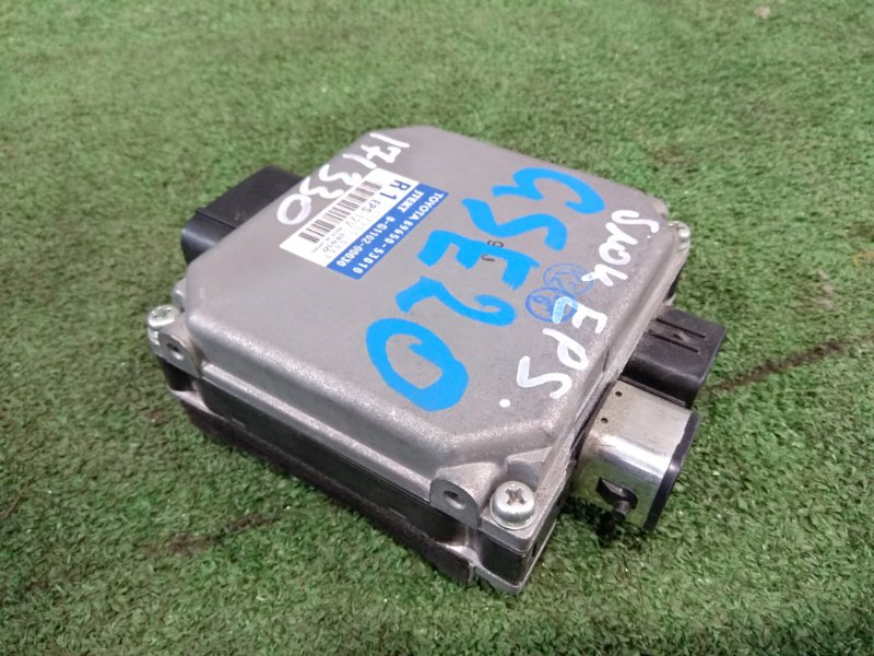Блок управления рулевой рейкой Lexus Is250 GSE20 4GR-FSE 2005 89650-53010 блок управления рулевой