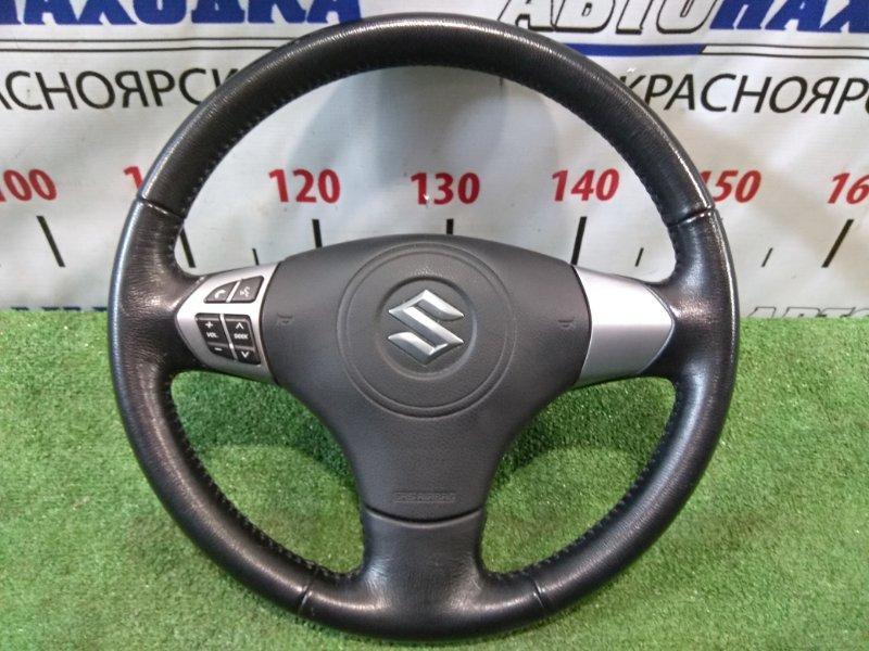Airbag Suzuki Grand Vitara TD54W J20A 2005 с рулем, без заряда, кожа, с кнопками