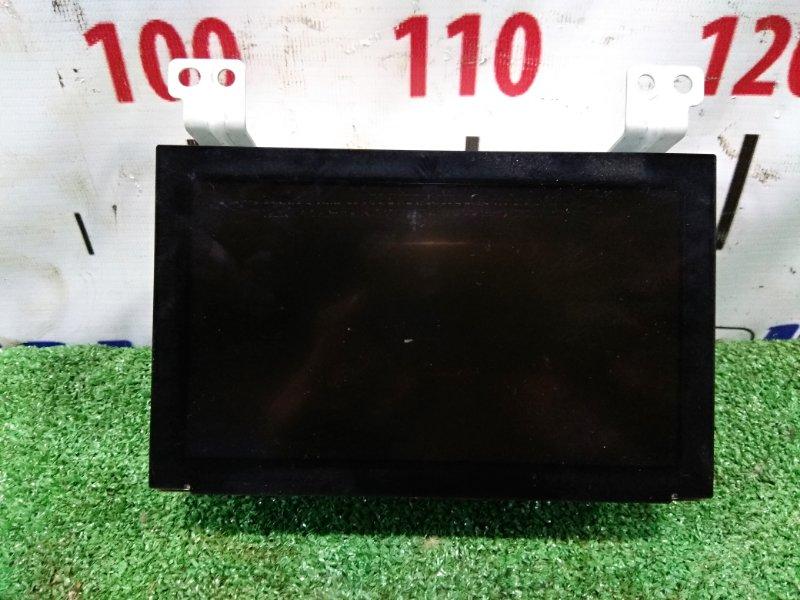 Телевизор в салон Nissan Murano TZ50 QR25DE 2004 28091CB000 штатный монитор с панели
