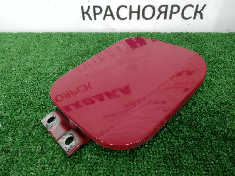 Лючок бензобака Honda Hr-V GH3 D16A 2001 красный (R81)
