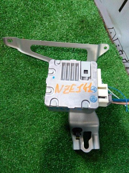 Блок управления рулевой рейкой Toyota Corolla Fielder NZE141G 1NZ-FE 2006 89650-12500, 112900-1394 блок