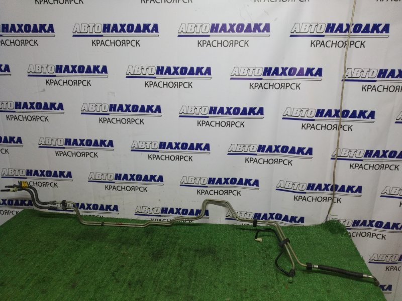 Трубка топливная Chevrolet Trailblazer GMT360 LL8 комплект 2 шт, подача+обратка. Шланги,