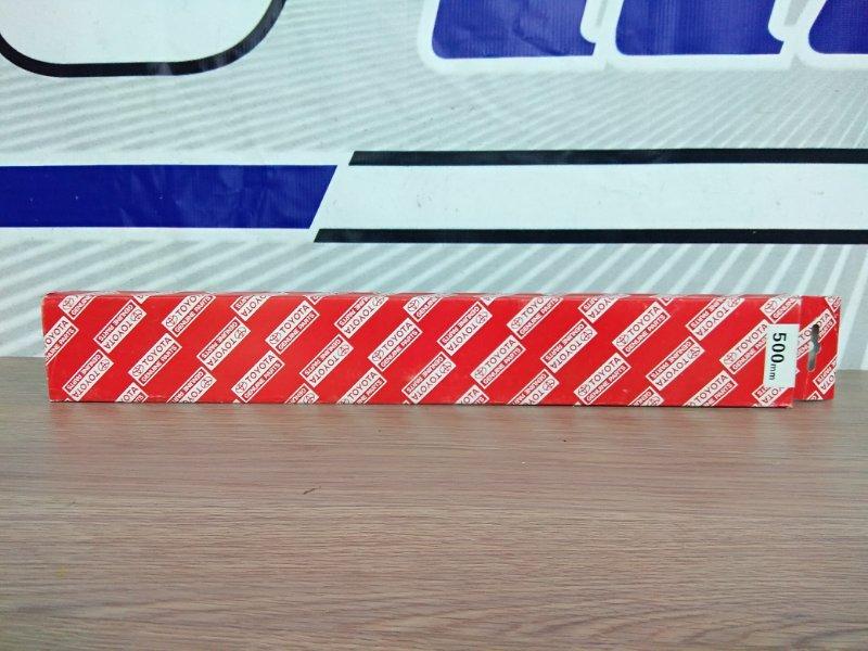 Щетка стеклоочистителя Toyota Land Cruiser Prado 8521253081 Щетка гибридная (пластиковая) 500 мм.