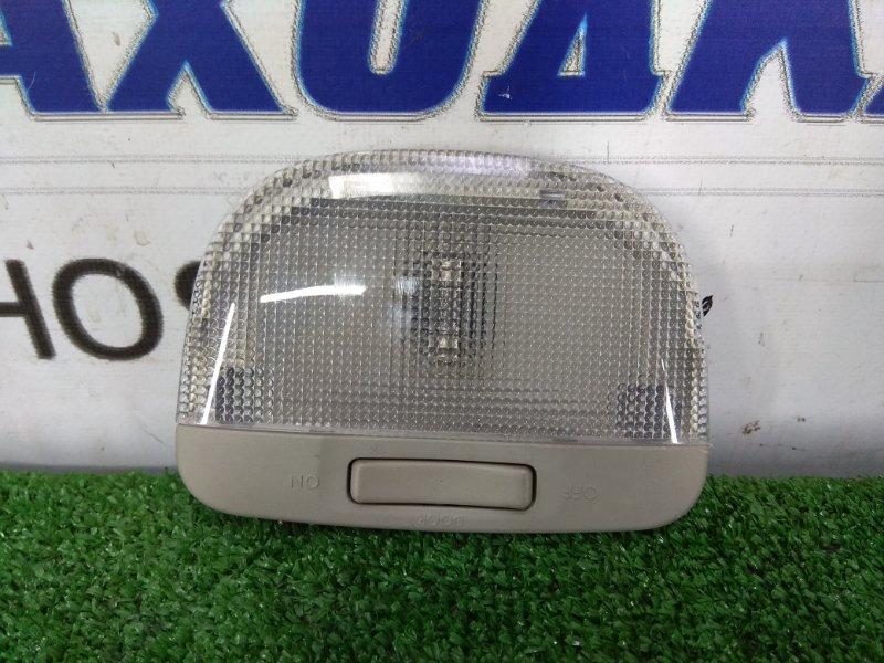 Плафон салона Subaru Legacy BP5 EJ20 2006 84601AG040ME плафон салона средний, серый