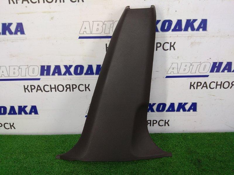 Обшивка стойки кузова Honda Saber UA2 G25A 1995 правая 84121-SW5A-0000 обшивка центральной стойки