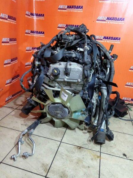 Двигатель Mitsubishi Fuso Canter FBA20 4P10 1210789 турбо, 2WD (39 тыс.км)