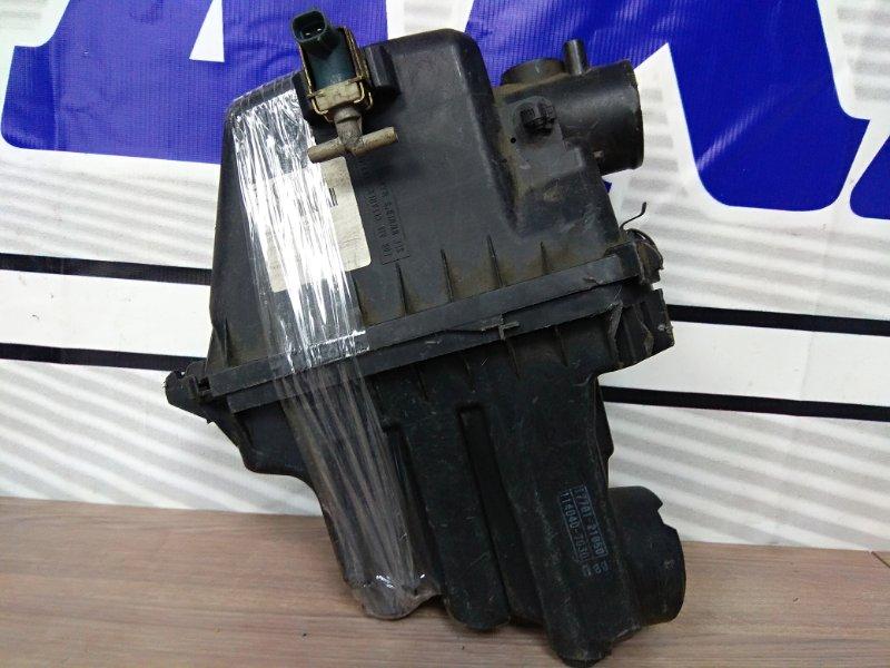 Корпус воздушного фильтра Toyota Funcargo NCP20 2NZ-FE 1999 17700-21050, 17705-21030, 17705-21031 ,