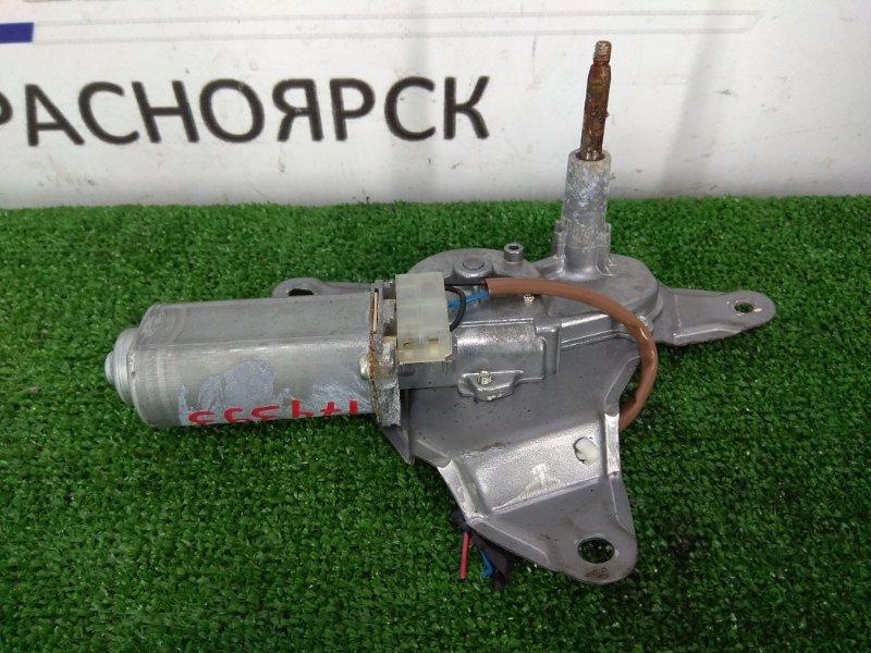 Мотор дворников Mazda Bongo SKF2V RF-T 1999 задний 849200-1942 задний, с 5-й двери, Nissan Vanette