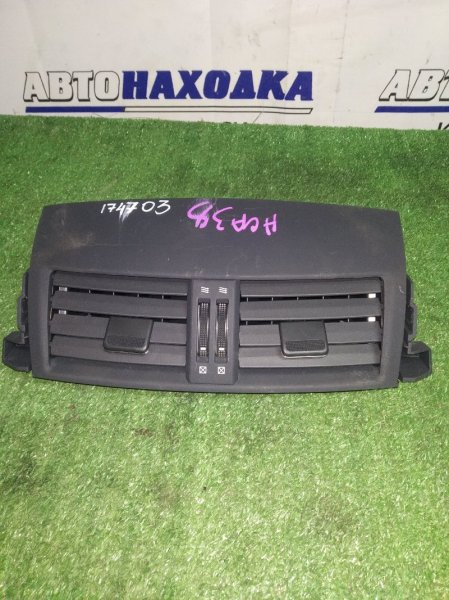 Дефлектор печки Toyota Rav4 ACA36 1AZ-FSE 2005 пара с консолью