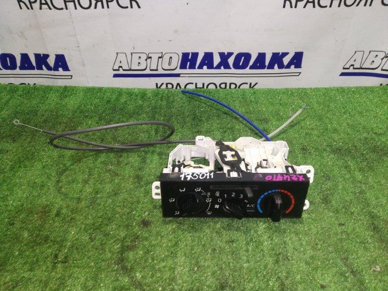 Климат-контроль Toyota Dyna XZU710 механический с тросами