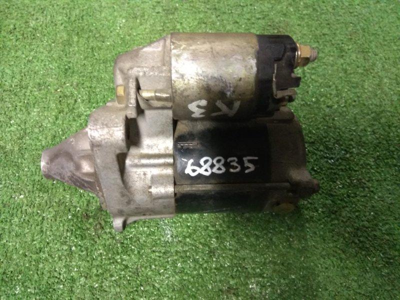 Стартер Daihatsu Yrv M211G K3-VE 28100-97401