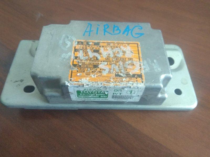 Компьютер Toyota Hiace Regius RCH47W 3RZ-FE 89170-26060 блок управления AIRBAG