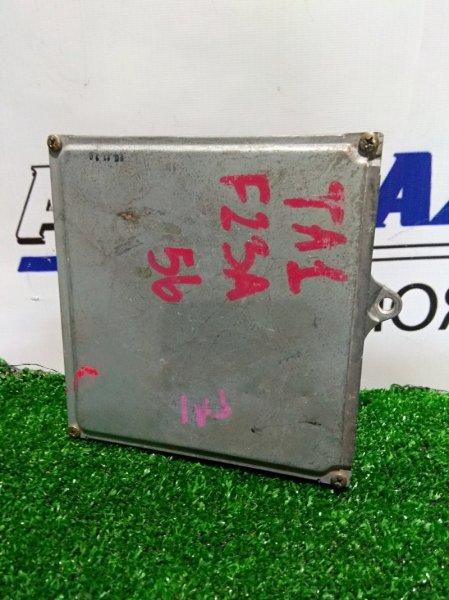 Компьютер Honda Avancier TA1 F23A 1999 37820-ЗАМ-901 блок управления ДВС 37820-ЗАМ-901