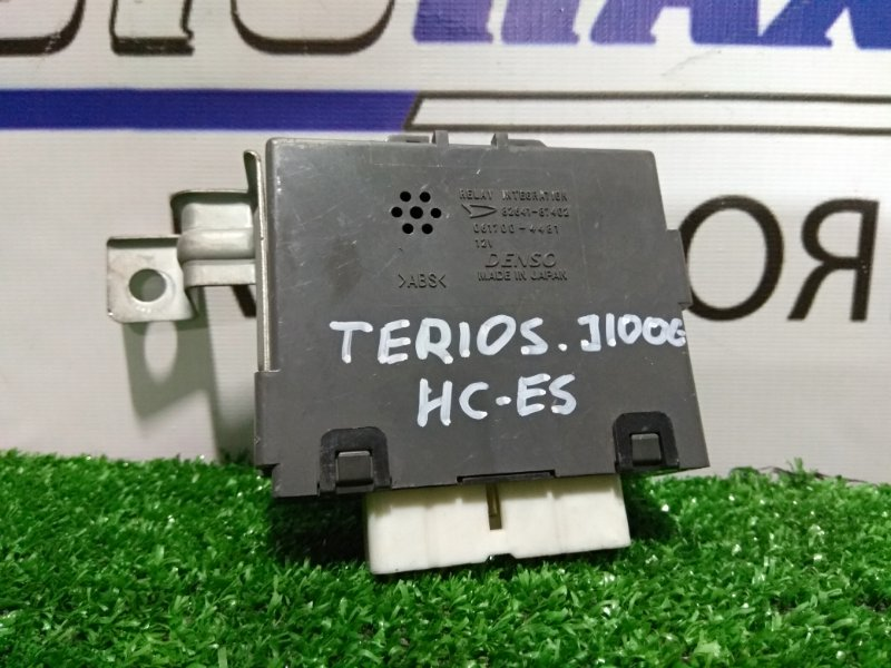 Компьютер Daihatsu Terios J100G HC-E 86641-87402 RELAY INTEGRATION 86641-87402