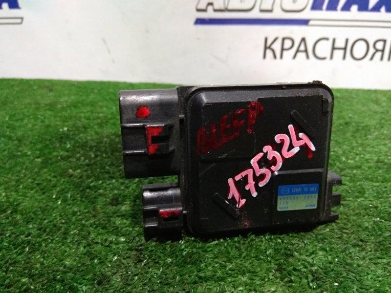 Блок управления вентилятором Mazda Axela BLEFP LF-VDS 2009 LFBN189G1, 499300-3490 блок управления