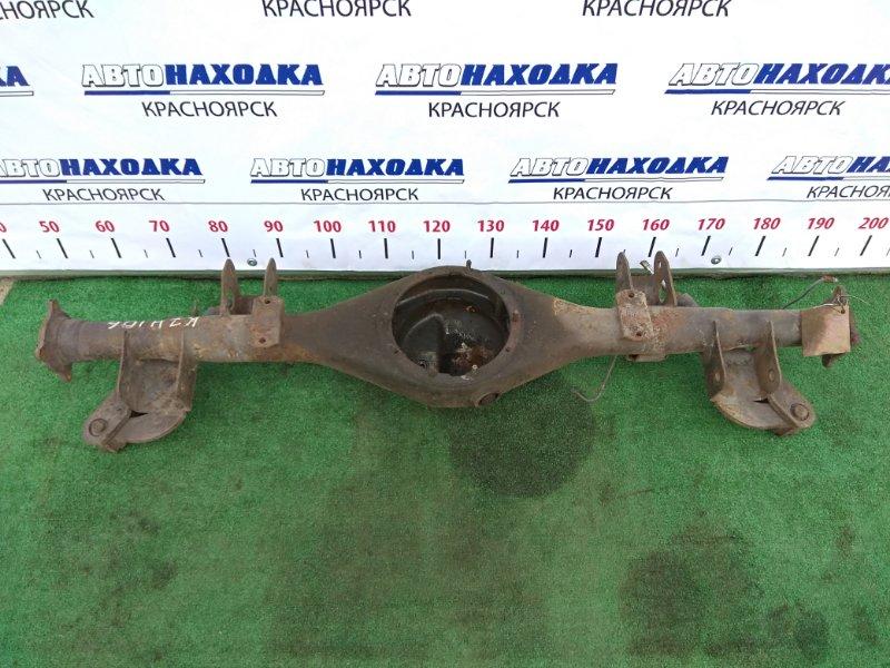 Чулок моста Toyota Hiace KZH106G 1KZ-TE задний под пружины / , без АБС