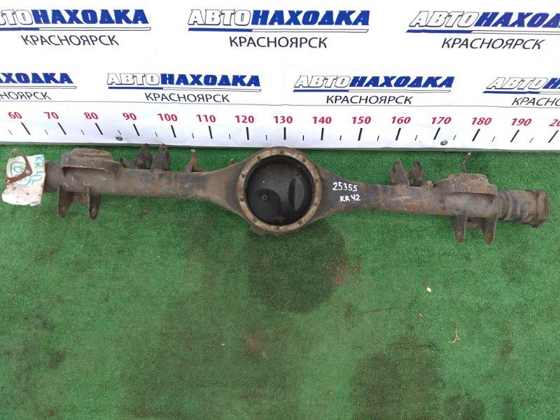 Чулок моста Toyota Town Ace Noah KR42V 7K-E задний под ABS/свой CR/KR4#/ К69