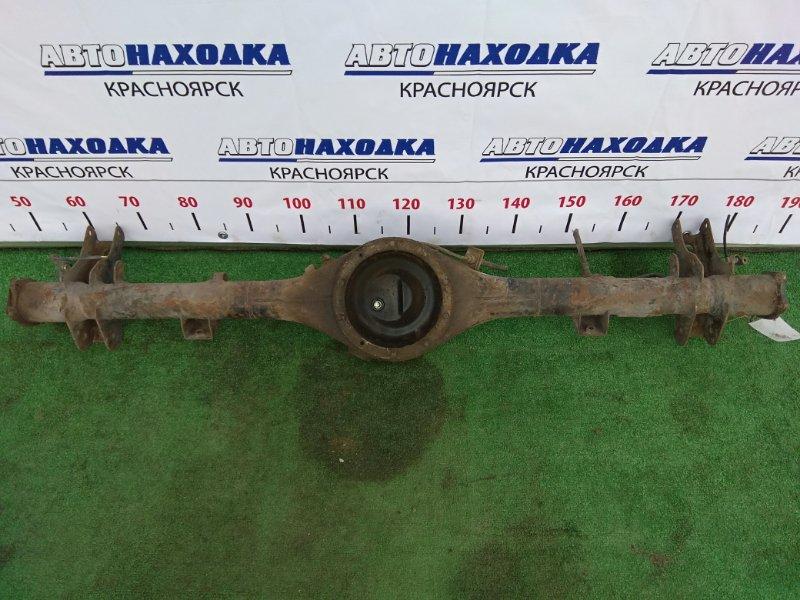 Чулок моста Toyota Funcargo NCP25 1NZ-FE задний под ABS/NCP15/16/25/35/65/75/NCZ25/NNP15