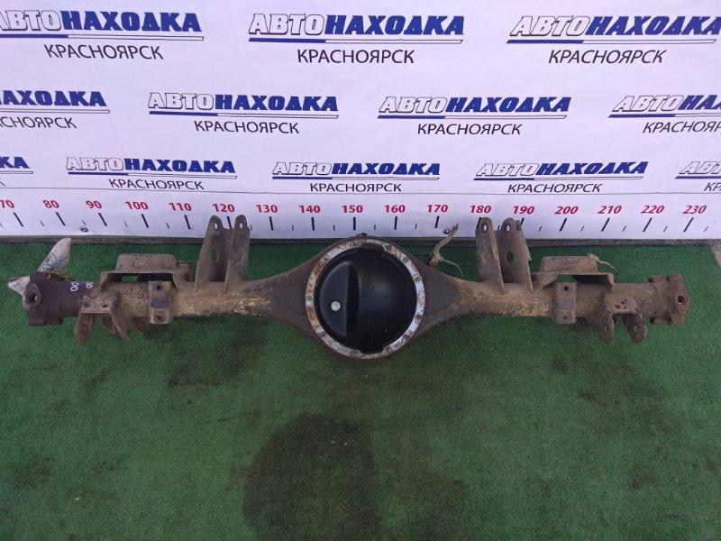 Чулок моста Nissan Terrano PR50 TD27ETI задний под ABS/К66