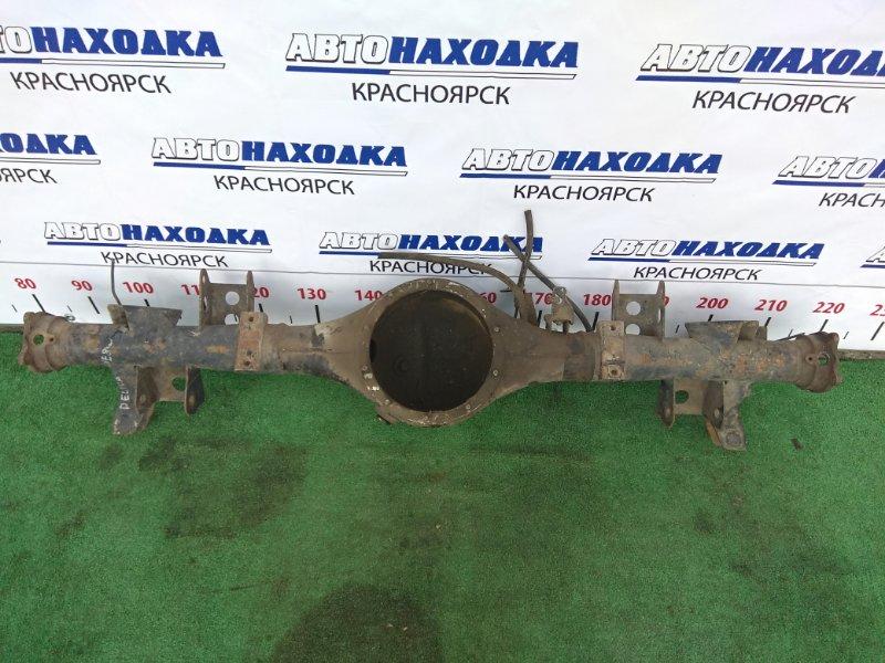 Чулок моста Mitsubishi Delica Space Gear PE8W 4M40T задний без АБС
