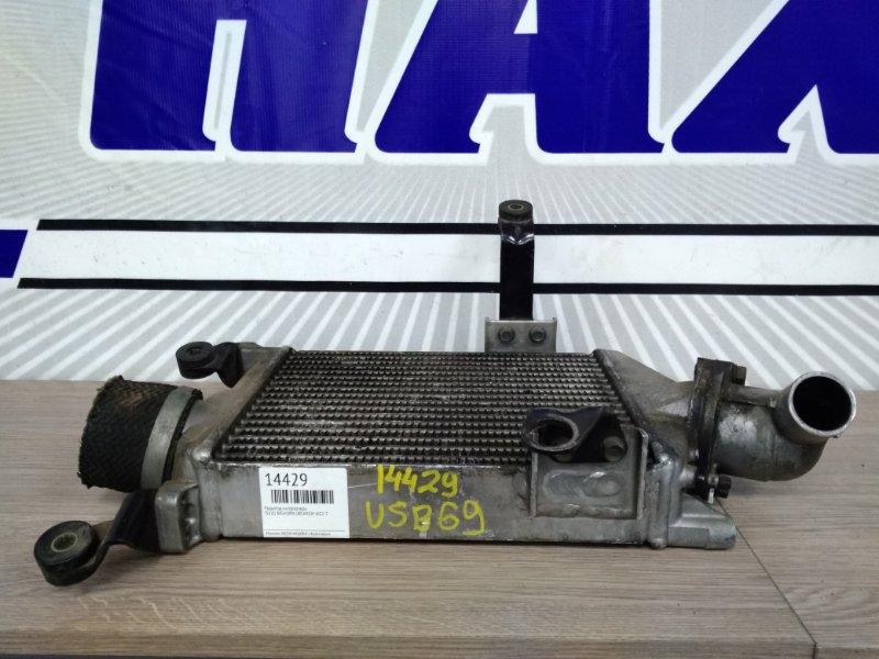 Радиатор интеркулера Isuzu Bighorn UBS69GW 4JG2-T